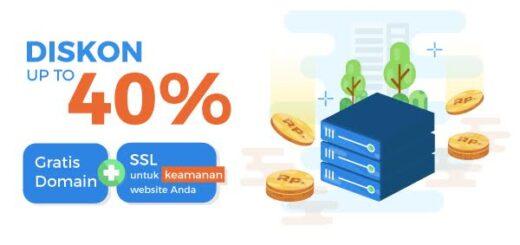 Layanan web hosting Niagahoster