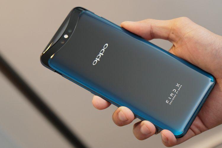 OPPO Find X Segera Diluncurkan di Indonesia