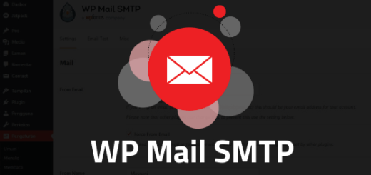 Setting Email SMTP di Website WordPress