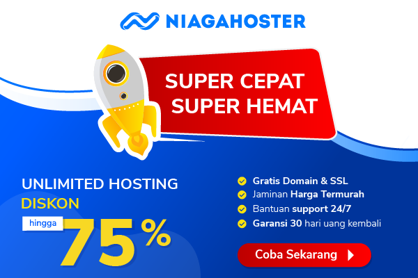 Cara Membeli Domain dan Hosting di Niagahoster
