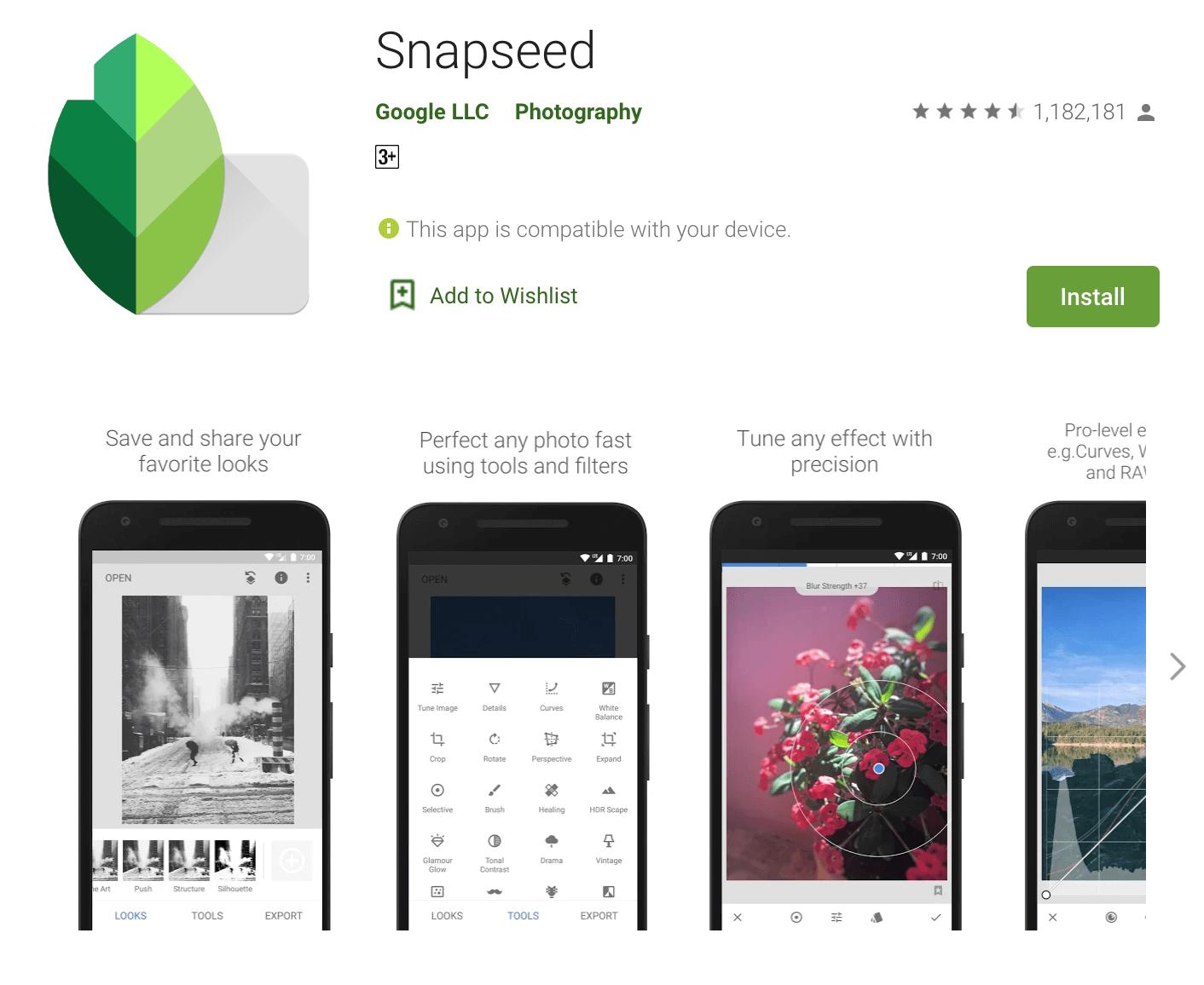2 Aplikasi Edit Foto di Android yang Sangat Berguna