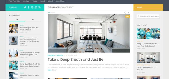 5 Tema WordPress Gratis, Cepat dan Terbaik Untuk SEO