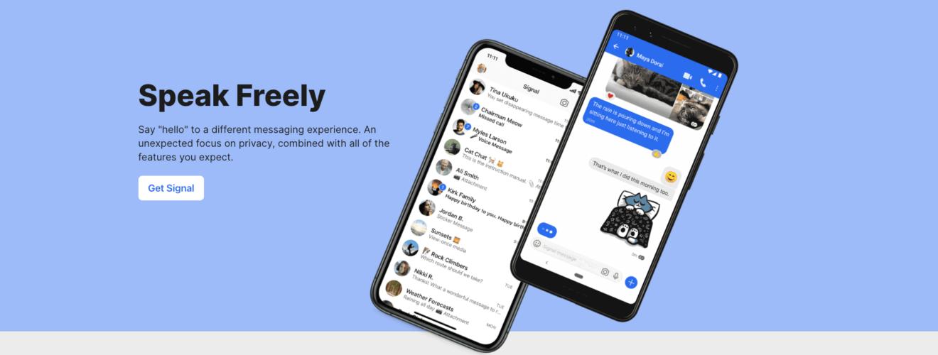 Cara Install dan Menggunakan Signal Private Messenger