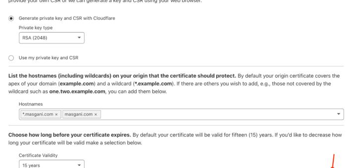 cara mendapatkan ssl gratis dari cloudflare